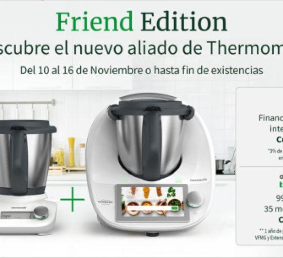 NOVEDAD - EL ALIADO DE Thermomix® TM6 Y TM5- Thermomix® FRIEND-¡NO LA DEJES ESCAPAR!