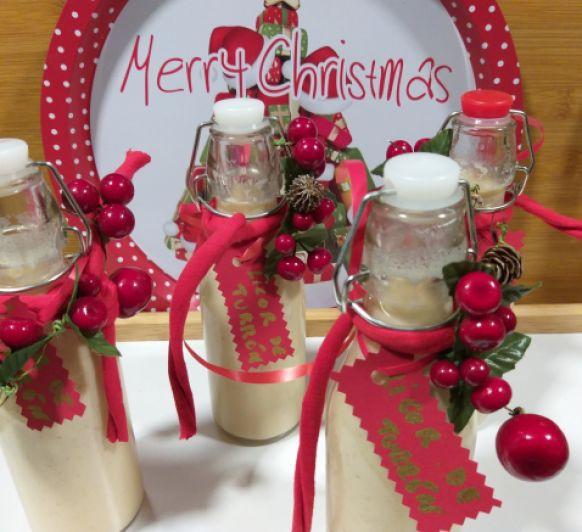 Nueva receta de navidad: licor de turrón
