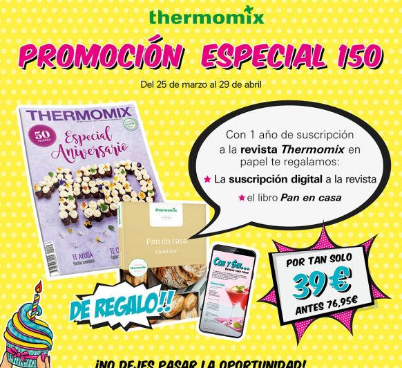 ¡PROMOCIÓN REVISTA Thermomix® !