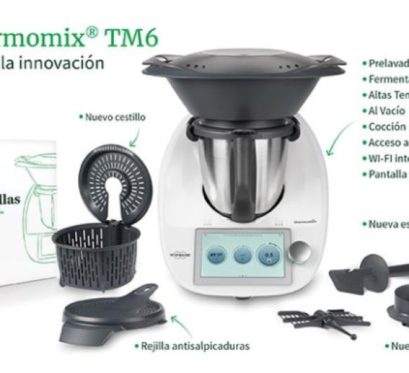 NUEVO Thermomix® TM6™