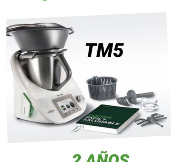 Thermomix® Tm5 por 799€