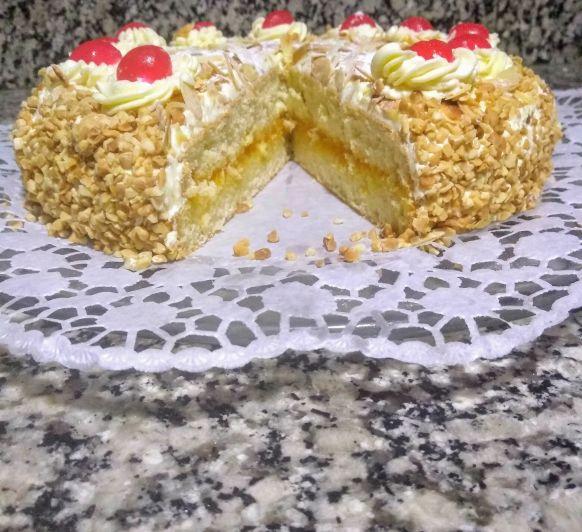 Tarta Sara: Una tarta versátil para cualquier día.