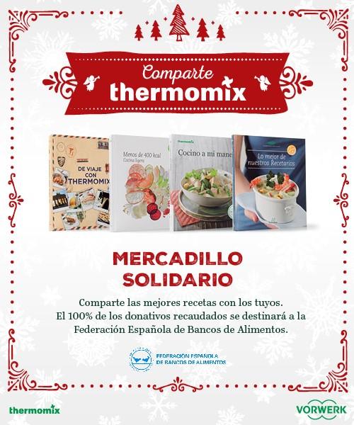 Mercat de Nadal amb Thermomix® !!