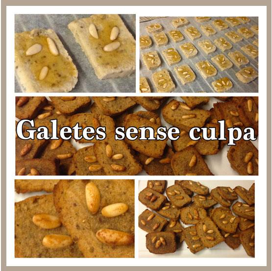 GALETES D'AMETLLA GLUTEN FREE