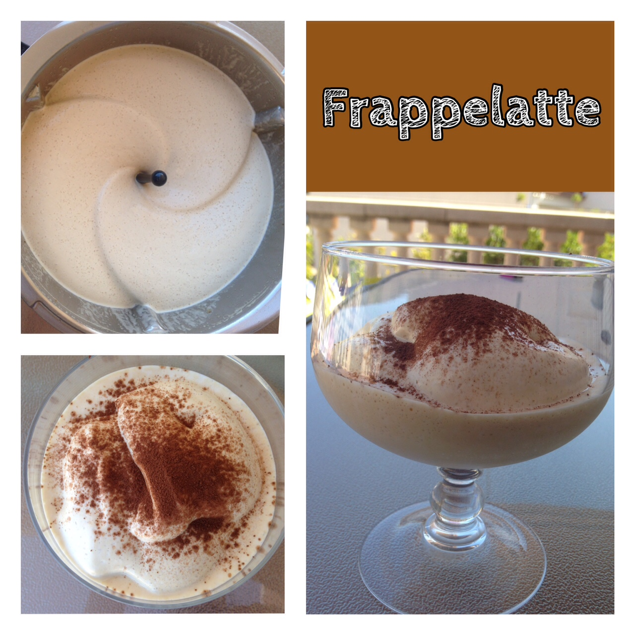 FRAPPÉLATTE (CAFEINA-FREE)