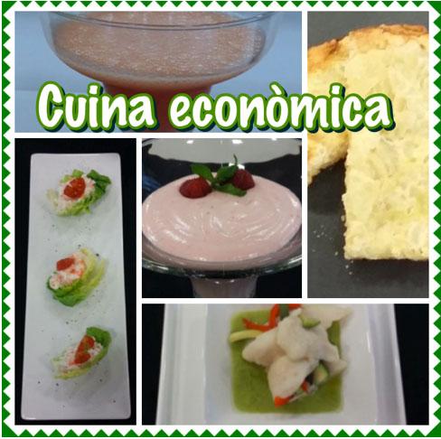 CUINA ECONÒMICA