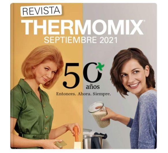 REVISTA SETEMBRE. ESPECIAL 50 ANIVERSARI Thermomix®