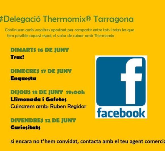 DISFRUTA Y APRENDE COCINANDO CON Thermomix®
