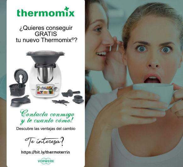 PLAN RENOVE Thermomix® CON TU AGENTE COMERCIAL