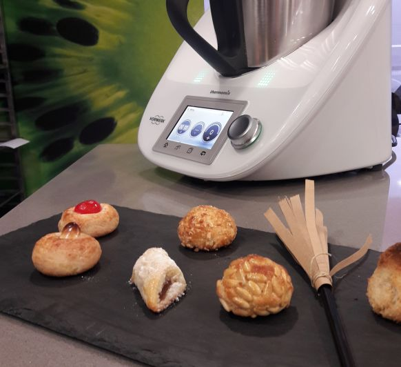 Panellets con Thermomix®