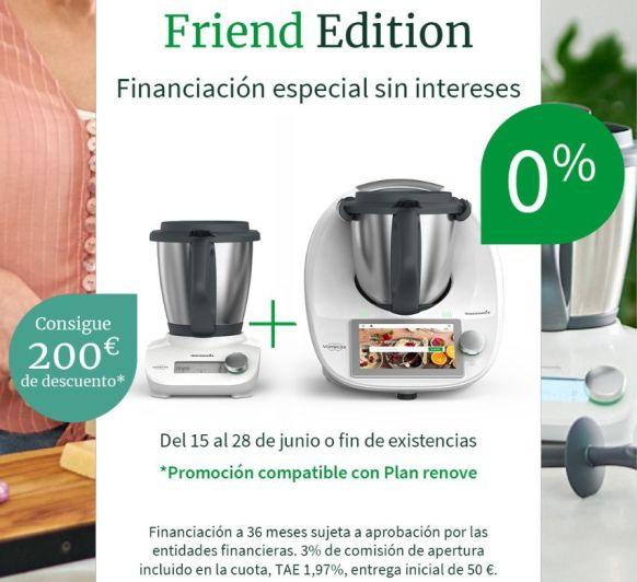FRIEND EDITION...EL MILLOR AMIC DEL TM6 AL 0%