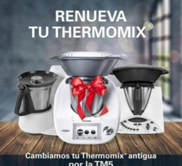 PLAN RENOVE Thermomix® 21 Y Thermomix® 31