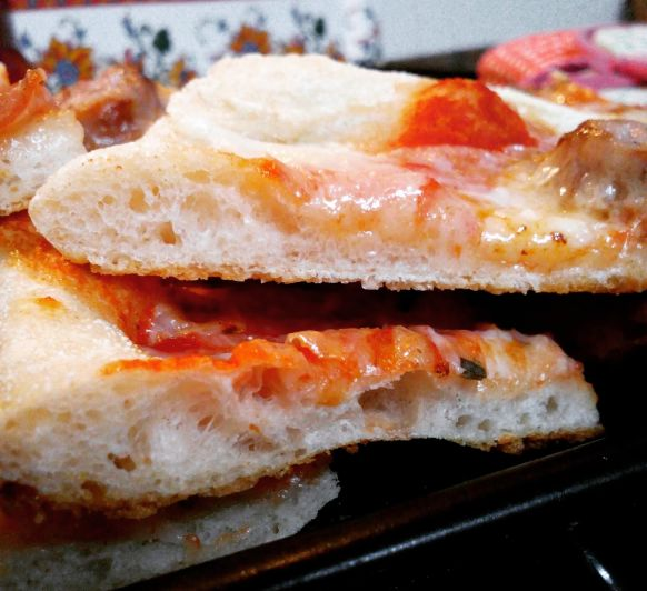 MASA DE PIZZA #JAMIE OLIVER