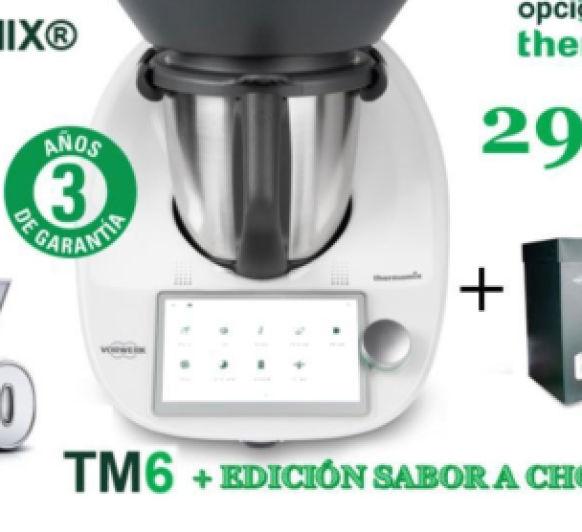 Nueva promoción Thermomix® edición ''SABOR A CHOCOLATE''