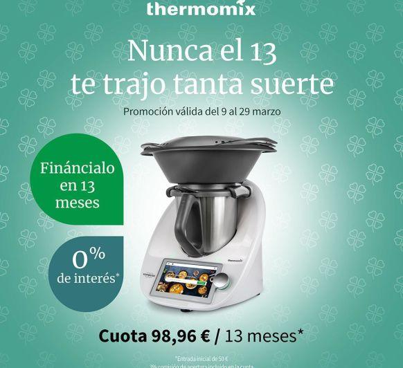 El Thermomix® al 0%!!