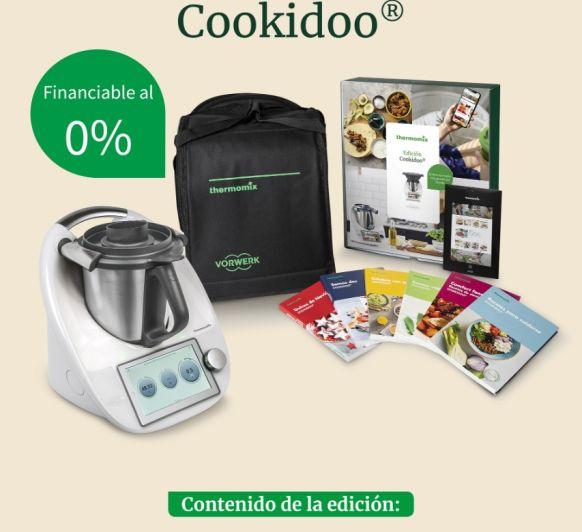 EDICION COOKIDOO Thermomix® TM6