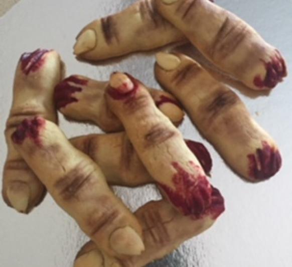Dedos de brujo