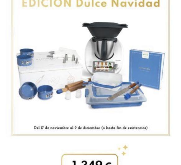 DISFRUTA DE LA NAVIDAD CON Thermomix®