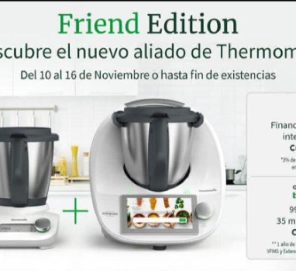 Por fin Thermomix® Friend y familias numerosas