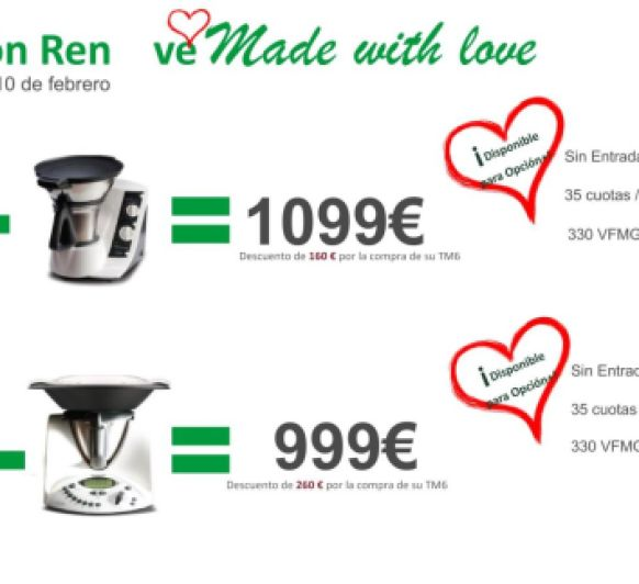 PLAN RENOVE Thermomix® TM6