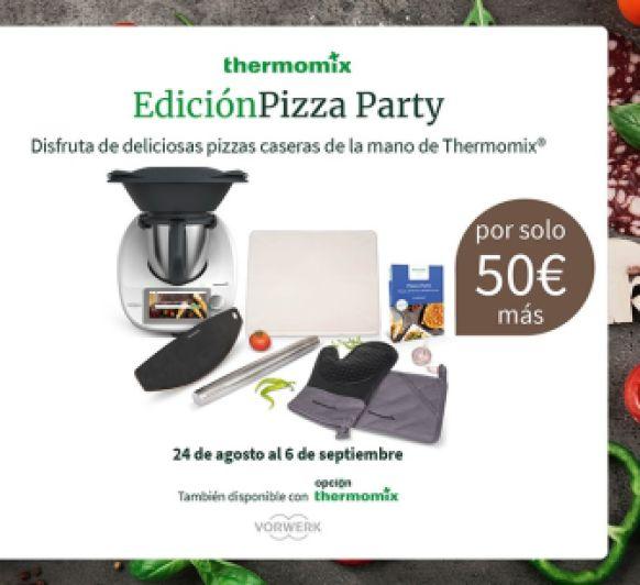 EDICIÓ PIZZA PARTY...FER PIZZA AMB Thermomix® ÉS TOTA UNA FESTA!