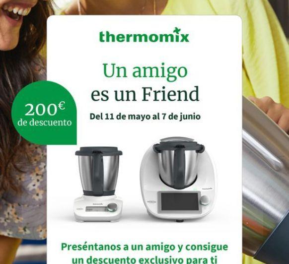Thermomix® COMPLEIX 50 ANYS, REGAL ANIVERSARI