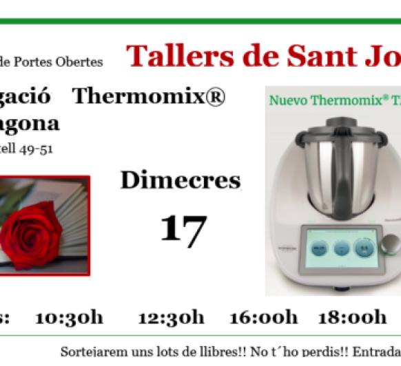 JORNADA DE PORTES OBERTES - SANT JORDI 2019