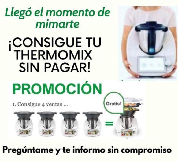Vols el teu Thermomix® Gratis??!!