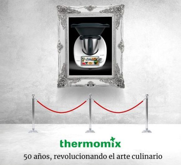 Thermomix® , 50 anys, revolucionant l'art culinari