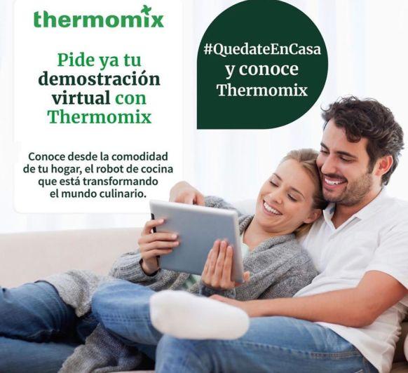 Thermomix® Demostración virtual desde casa