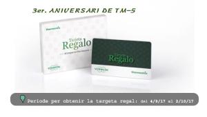 TARGETA REGAL DE 50€ PER BESCANVIAR A LA TENDA ONLINE Thermomix®